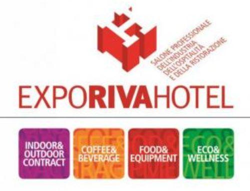 Pronti per l'ExpoRivaHotel, dal 5 all'8 febbraio a Riva del Garda